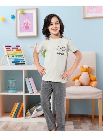 Erkek Çocuk Kapri Takımı Yuppi HMD 5448