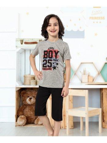 Erkek Çocuk Kapri Takımı Yuppi HMD 5450
