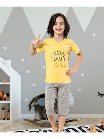 Erkek Çocuk Kapri Takımı Yuppi HMD 5451