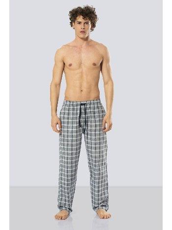Erkek Kareli Tek Alt Pijama Cacharel 2179/YEŞİL