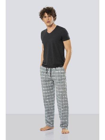 Kısa Kollu Poplin Pijama Takım Cacharel 2185/YEŞİL