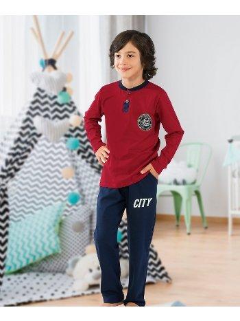 Erkek Pijama Takım Yuppi HMD 5430