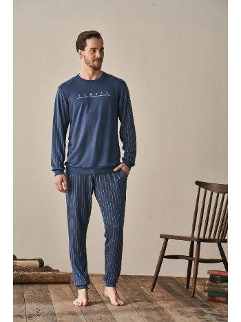 Erkek Pijama Takımı Feyza 3961