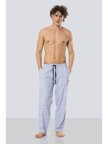 Erkek Tek Alt Pijama Cacharel 2176/MAVİ