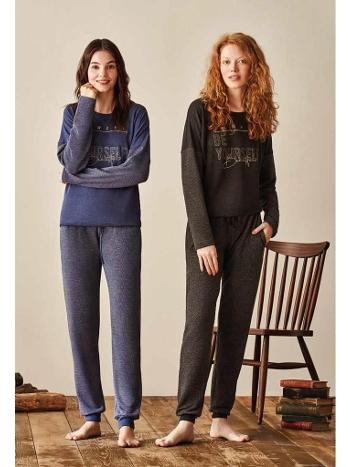 Eşli Pijama Takım Feyza 3960
