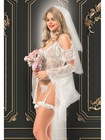 Fantezi Gelin Kostüm Vip Madame VIP20202396