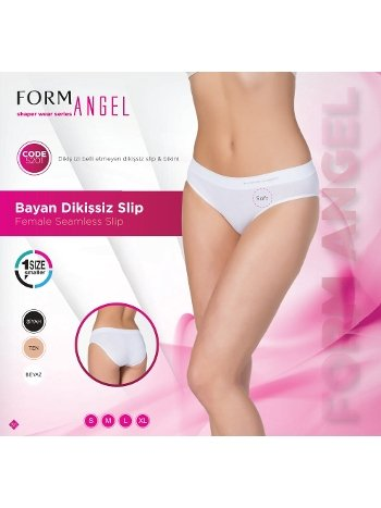 Form Angel 5201 Dikişsiz Slip
