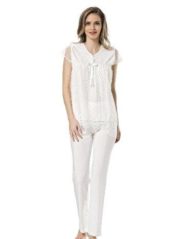 İncili Pijama Takımı Türen 3205