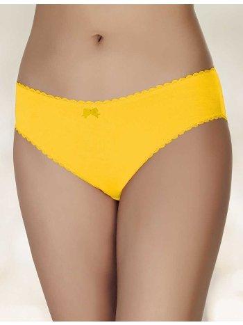 Kadın Külot Sarı D-3071 Şahinler