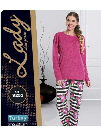 Kadın Pijama Takım Lady 9253