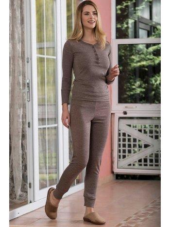 Kaşkorse 2'li Kadın Pijama Takımı Yeni İnci BPJ1600