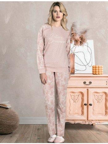 Kışlık Pijama Takımı Dowry 09-874