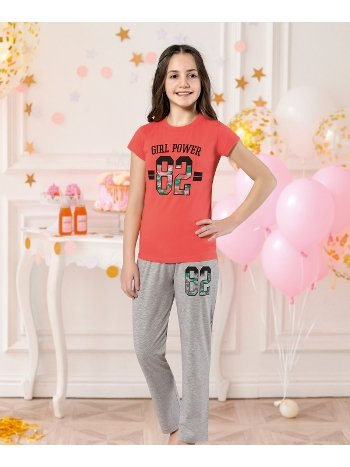 Kız Çocuk Kapri Takım Yuppi HMD 6122