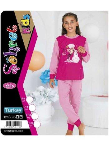 Kız Çocuk Takım Lady 2210