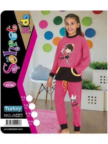 Kız Çocuk Takım Lady 2220