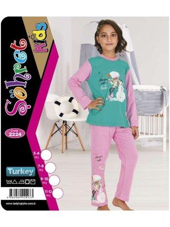 Kız Çocuk Takım Lady 2224