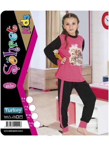 Kız Çocuk Takım Lady 2237