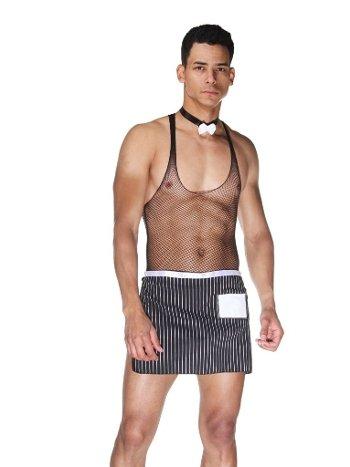 La Blinque Fantezi Erkek Garson Kostümü 15509