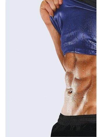 Marka Neotex Takım Sauna Termal Terleten Erkek Atlet
