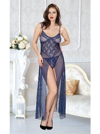 Transparan Seksi Gecelik Miss Dore 4212