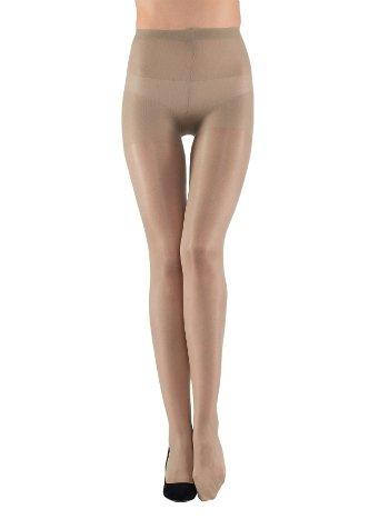Mite Love Külotlu Çorap 15 Denye Parlak Bronz ML-9719