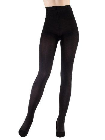 Mite Love Külotlu Çorap 200 Denye Siyah ML-9463