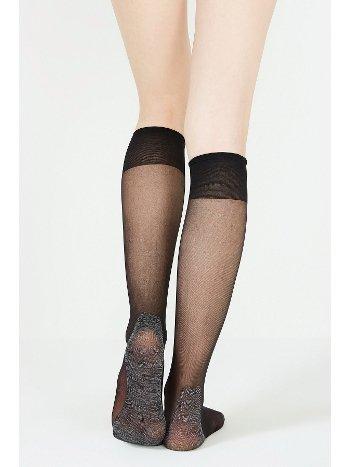 Penti Koton Tabanlı Konfor Dizaltı Çorap