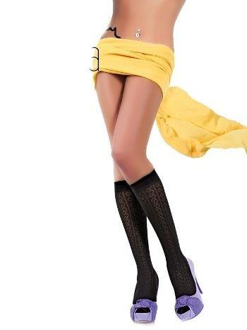 Pierre Cardin Desenli Dizaltı Çorap Caprina