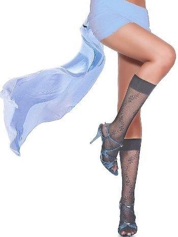 Pierre Cardin Desenli Dizaltı Çorap Demeter