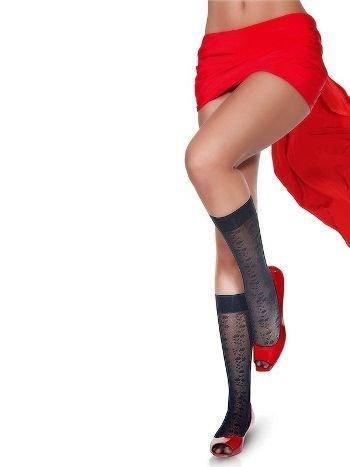 Pierre Cardin Desenli Dizaltı Çorap Laverna