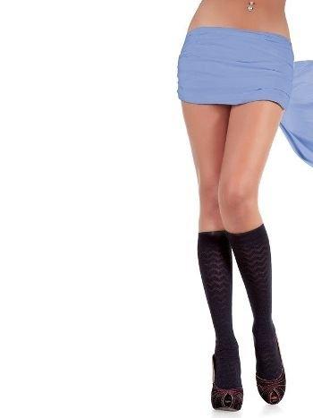 Pierre Cardin Desenli Dizaltı Çorap Mosi
