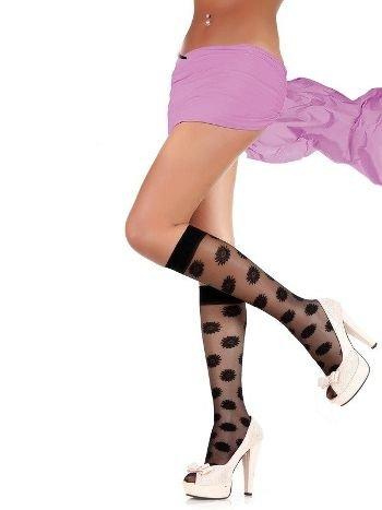 Pierre Cardin Desenli Dizaltı Çorap Rosalie