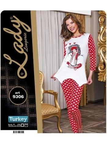 Pijama Lady 9306