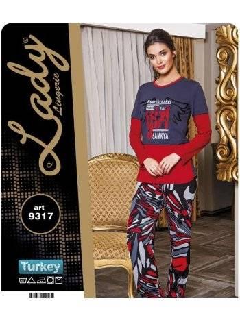 Pijama Lady 9317