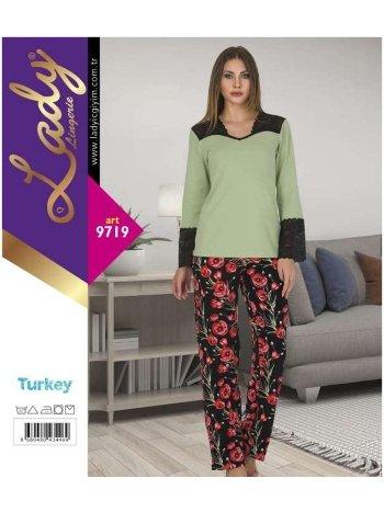 Pijama Lady 9719
