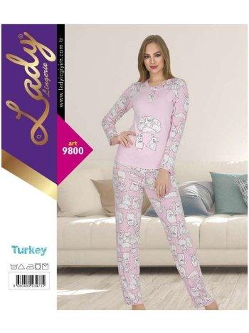 Pijama Lady 9800
