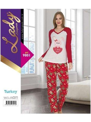 Pijama Lady 9801
