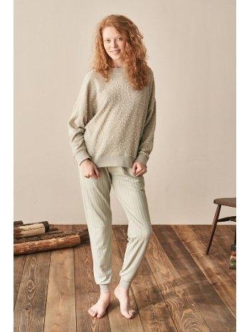 Pijama Takım Feyza 3964