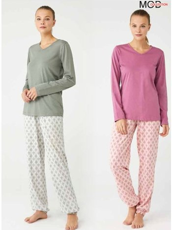 Pijama Takım Mod Collection 3381