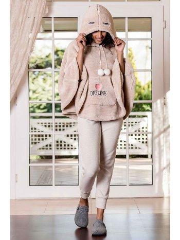 Polar Kadın Pijama Takımı Yeni İnci BPJ1622
