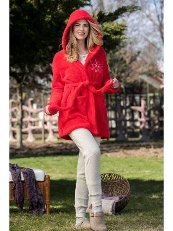 Polar Kadın Pijama Takımı Yeni İnci BPJ1674