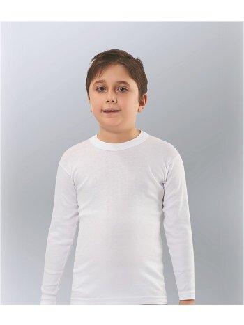 Ribana Çocuk O Yaka (uzun Kol) Namaldi 304