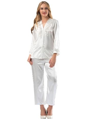 Saten Pijama Sistina 1590