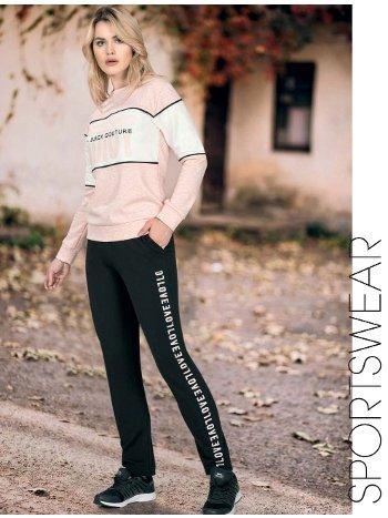 Sportswear Eşofman Takımı Dowry 40-230