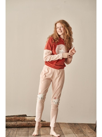 Tavşancık Pijama Takım Feyza 3957