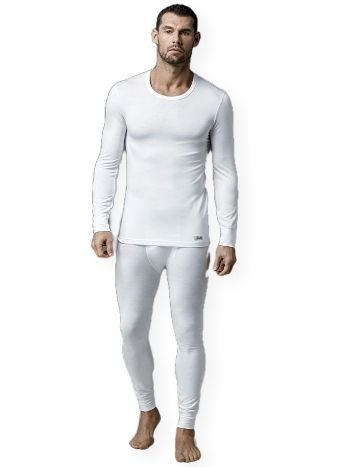 Termal O Yaka Uzun Kol T-Shirt Dagi D6125