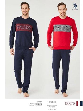 Us Polo Pijama Takımı 18376