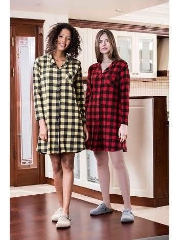 Viskon Kadın Pijama Takımı Yeni İnci BPJ1566