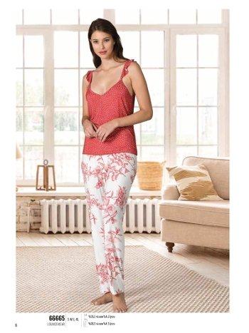 Yaz Pijama Loungewear NBB 66665