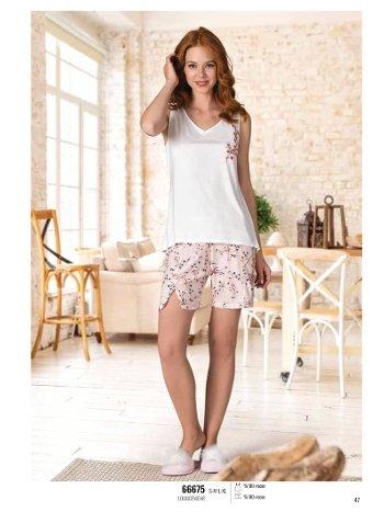 Yaz Pijama Loungewear NBB 66675